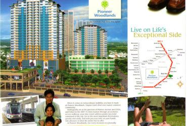 NO DOWNPAYMENT CONDO ALONG PIONNER EDSA MANDALUYONG CITY