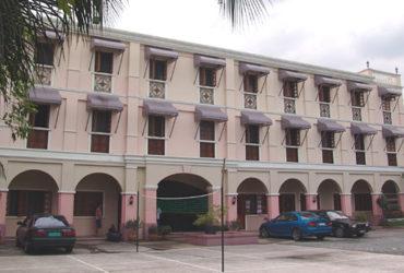 Ladies Dormitory in Intramuros Manila | Madrigal Dormitory