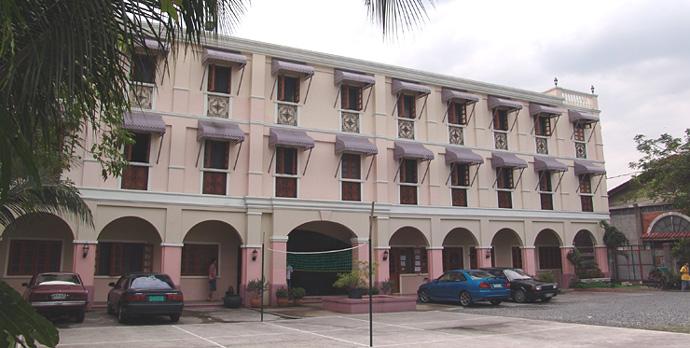 Ladies Dormitory in Intramuros Manila   Madrigal Dormitory