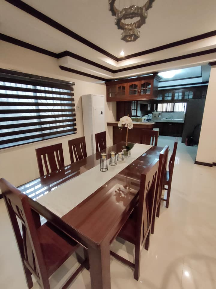 4 ROOM Villa for Rent in Angeles City with POOL