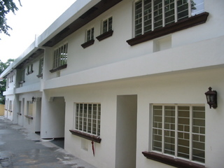 TownHouse for Rent New Manila Quezon City