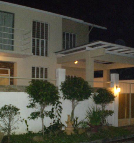 1 FULLY FURNISHED NEW HOUSE FOR RENT AT BATASAN HILLS QUEZON CITY