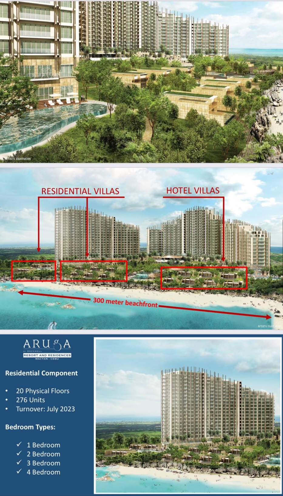 ARUGA RESORT & RESIDENCES IN MACTAN