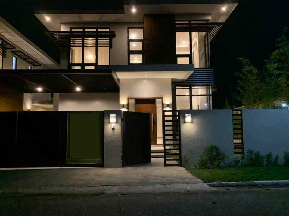 Brand New House for Sale Inside Gated Subdivision in Mandaue City