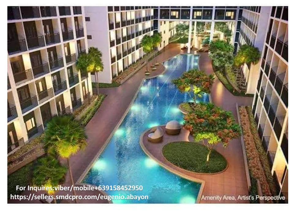 2BR Condominium for sale in Muntinlupa 2BR at Php.14,000+++ /Month