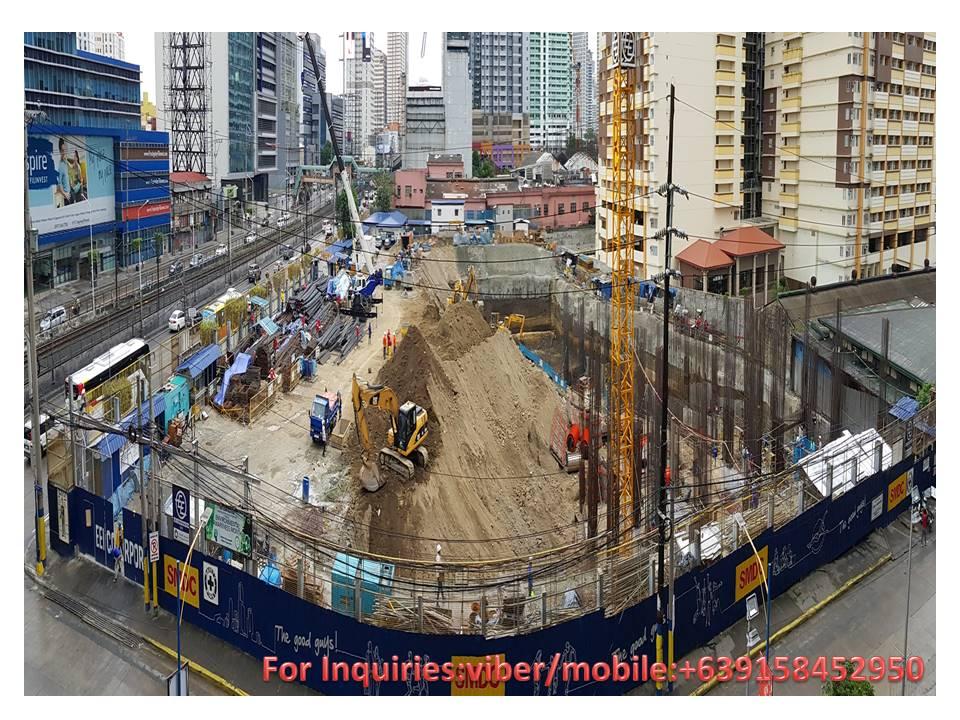 1BR Condominium unit for Sale in EDSA-BONI MRT for Php. 14,500 LIGHT 2 RESIDENCES