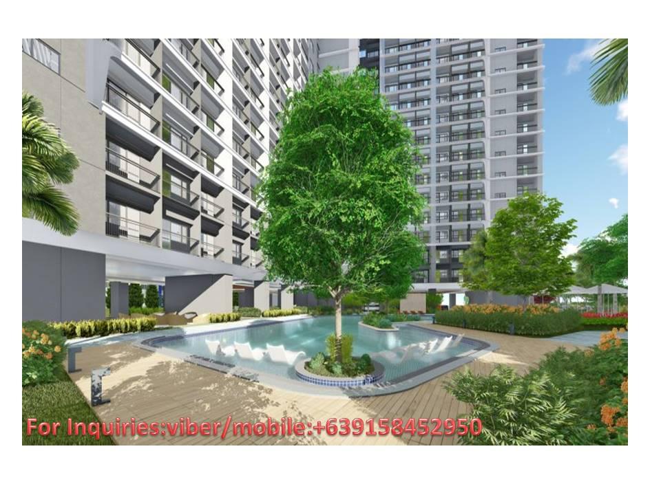 1BR Condominium for Sale in EDSA-BONI MRT for Php. 14,500 Light 2 Residences
