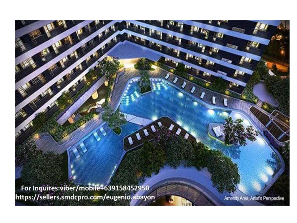 2BR Condominium for sale in Muntinlupa 2BR at Php.14,000+++ /Month SMDC LEAF RESIDENCES