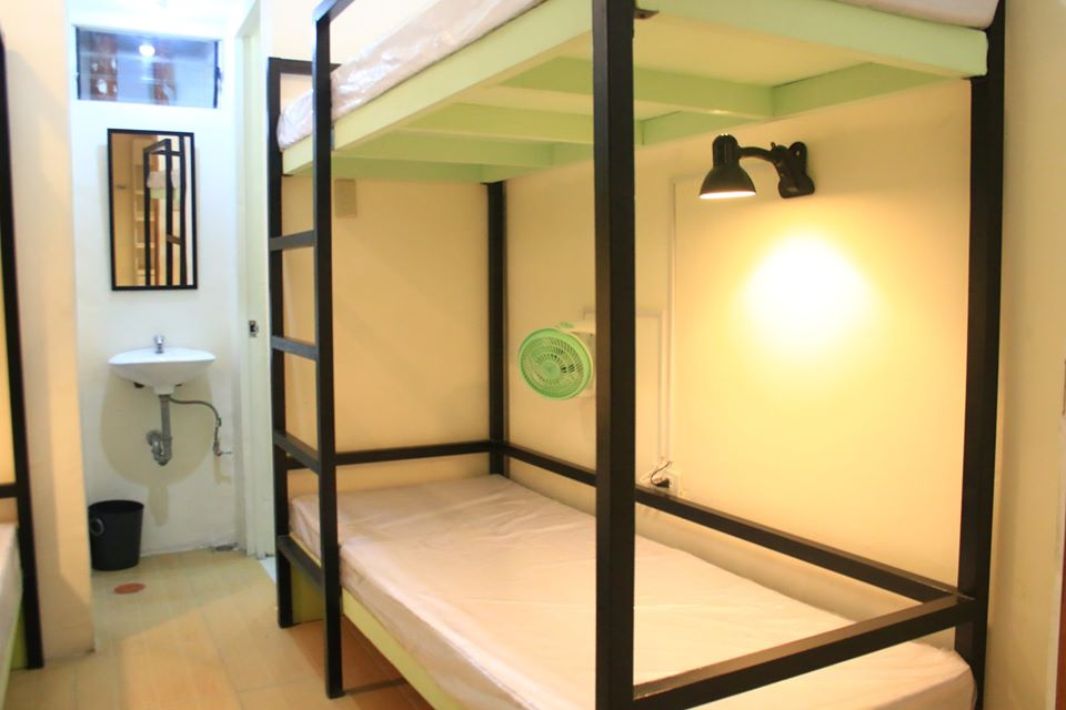 4 Bed Capacity Room