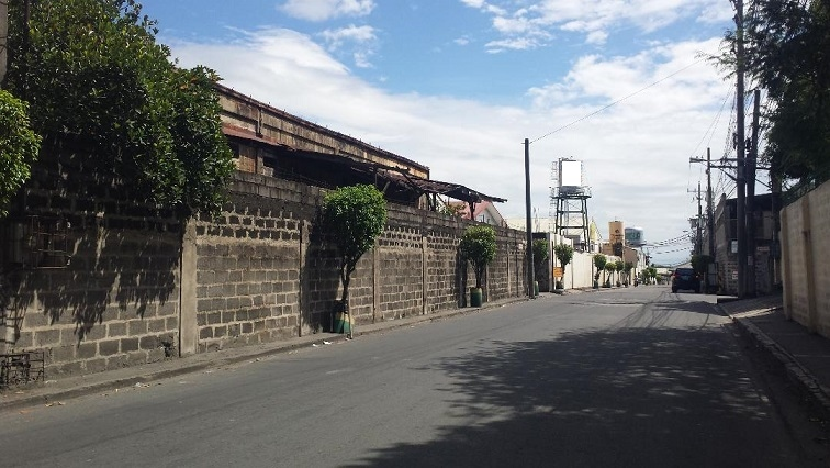 industrial lot with warehouse in tanyag industrial site paranaque – 55K PER SQM