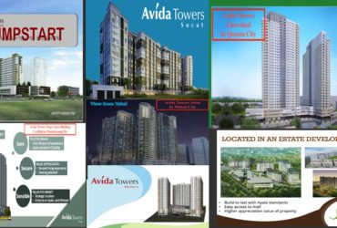 Affordable Condo Living and House and Lot by Ayala Land Inc.