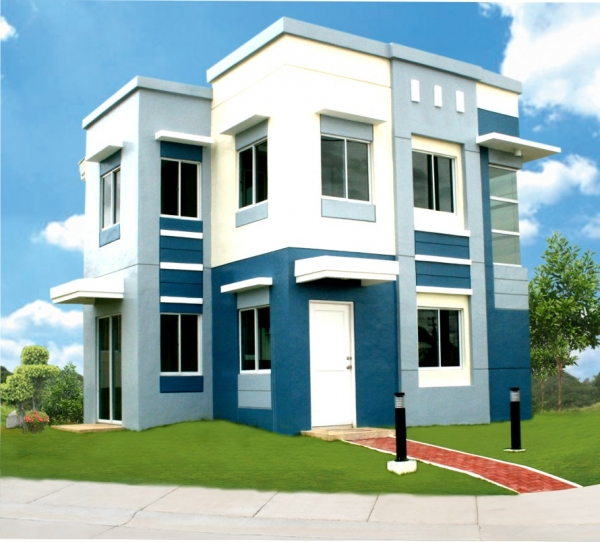 Wellington Model in Washington Subdivision House and Lot for sale in Dasmarinas Cavite,