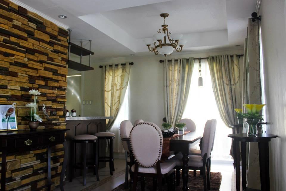 Amadea Model in Siena Hils Lipa Batangas House and Lot For Sale
