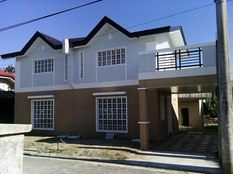 Premium Unit of Chandra Model House and Lot for Sale