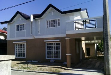 Standard Unit of Chandra Model House and Lot for Sale