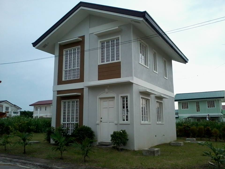 YSABELLA STANDARD Brand new house for sale in Governor's Hills Subdvision