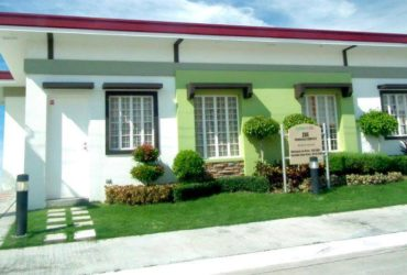ZOE 3 Bedrooms 2 Toilet & Bath House and Lot in Dasmarinas Cavite