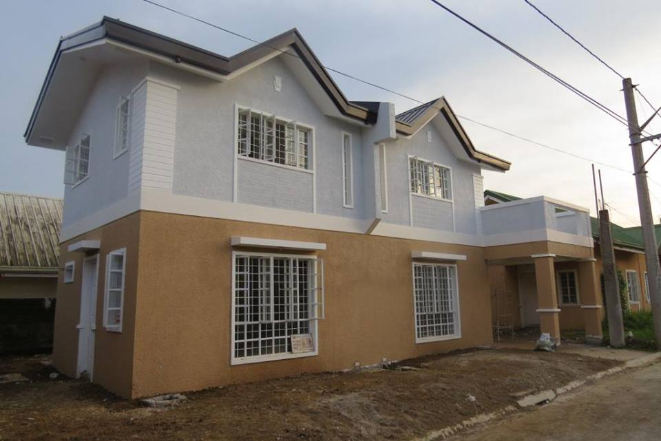 Chandra House and Lot for sale in Governor's Hills Subdivision
