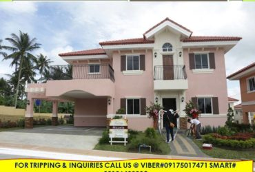 Beautiful Vacation house for sale Near in Tagaytay City Thru Bank or In-house financing,