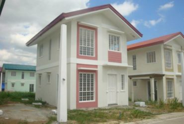 3 Bedrooms 2 Toilet & Bath Ysabella Model House and Lot for sale in Governor's HIlls Subdivision