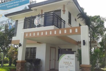 Haila House for sale in Gentri Heights Subdivision Brgy Manggahan General Trias Cavite