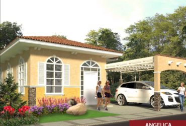 Angelica house and lot model for sale! in Siena hills Subdivision in Batangas!