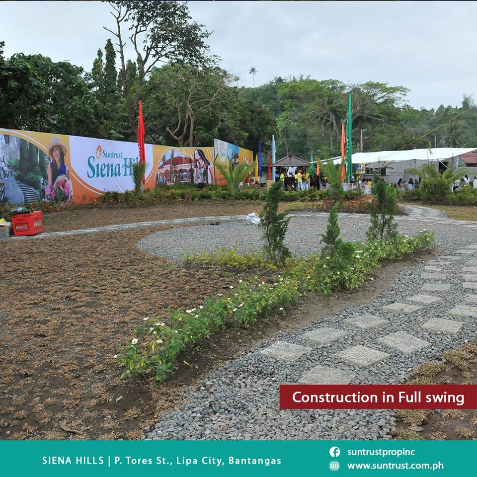 Brand new house and lot for sale! in Siena Hills Subdivision Lipa City of Batangas,