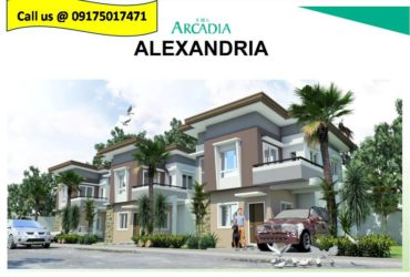 Alexandria House and Lot for sale in Porac Pampanga