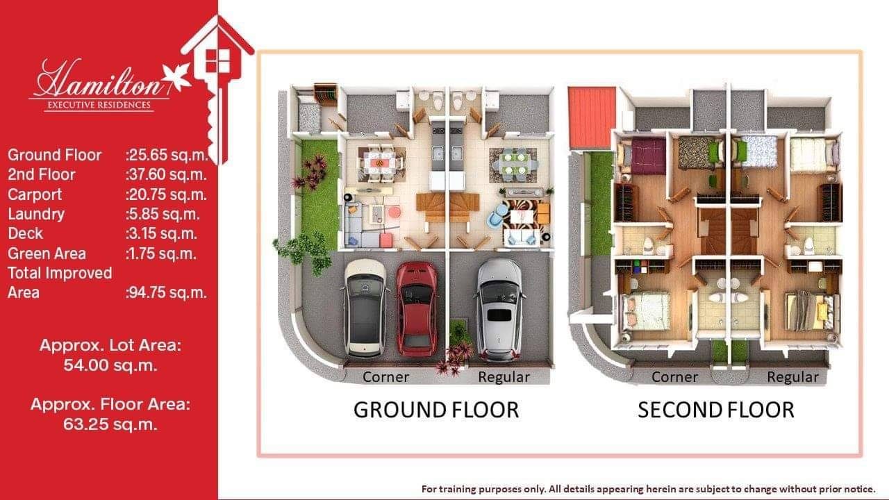 Hamilton Executive Residences @ Imus Cavite- UNITS for SALE