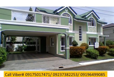 House and Lot for sale in Brgy Manggahan General Trias Cavite 231sqm Lot area