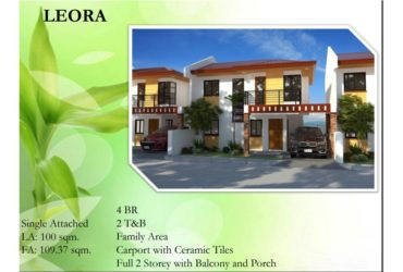 House and Lot for sale in The Gentri Heights Subdivision General Trias Cavite