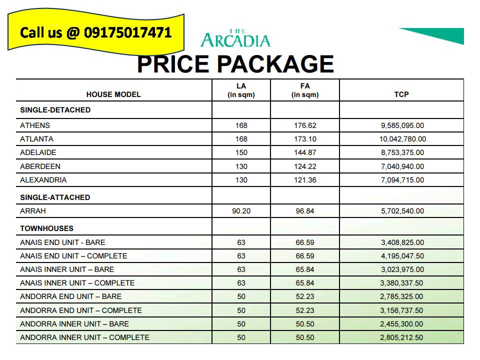 Alexandria House and Lot for sale in Porac Pampanga