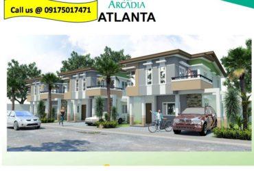 Atlanta Model House and Lot for sale in Porac Pampanga