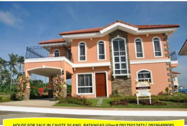 House and lot for sale Near Nuvali,Near Tagaytay City,