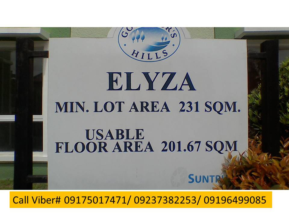 Elyza House and Lot for sale in Brgy Manggahan General Trias Cavite
