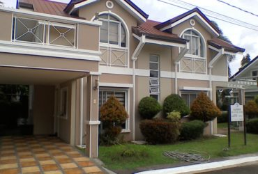 4 Bedrooms 3 Toilet & Bath, Jazmine model house and lot for sale