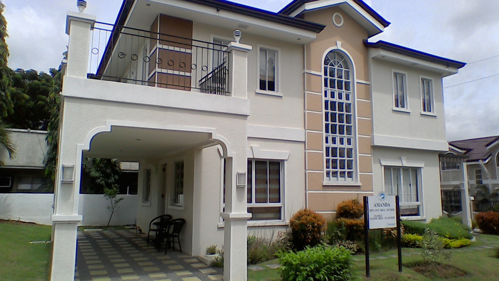 Amanda House and Lot for sale in General Trias Cavite,