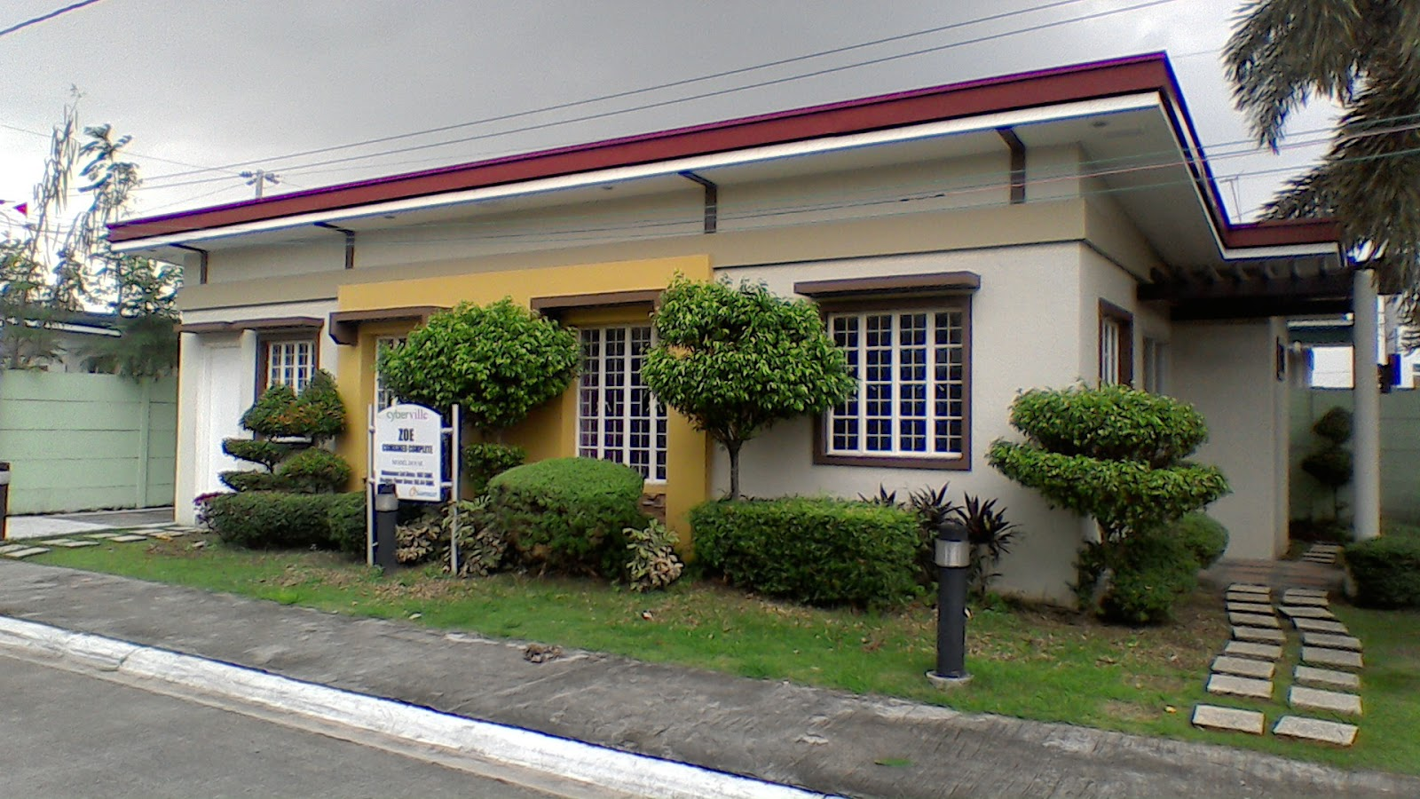 ZOE 3 Bedrooms 2 Toilet & Bath House and Lot in Dasmarinas Cavite