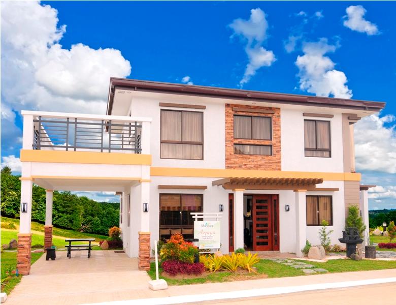 Amaya House and Lot 4 Bedrooms House and Lot in Sentosa Calamba Laguna Amaya Model