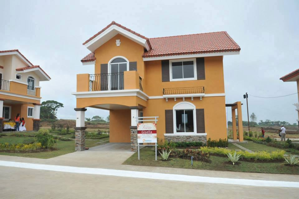 GISELLA house and Lot for sale in Verona Silang Cavite, Near Nuvali and Tagaytay City
