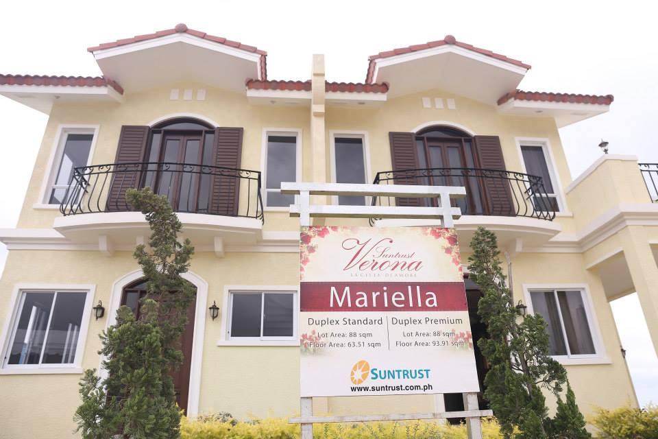 Mariella Model Premium 3 Bedrooms 1 Toilet & Bath
