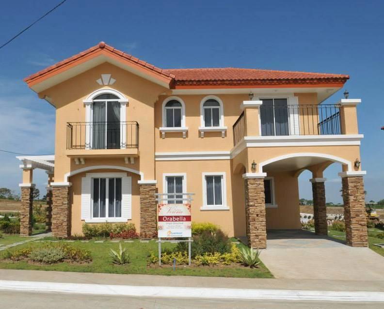 Orabella House for sale in Verona Silang, Beautiful House