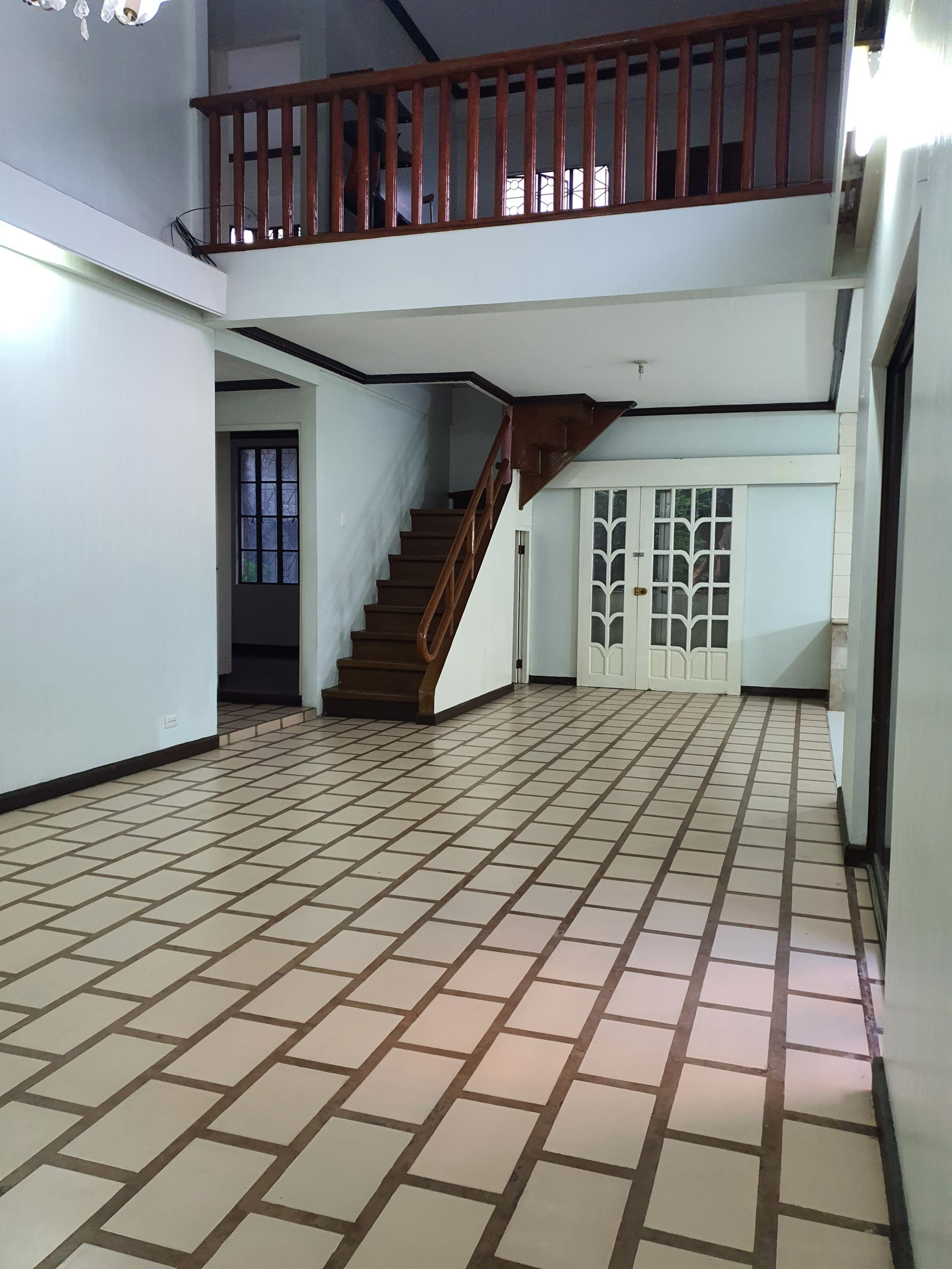 Spacious House for Rent in Pasig Green Park Village
