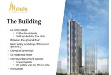 Capitol Commons Pasig Condominium Preselling for Sale ( PROMO DISCOUNTS)