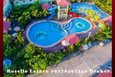 Big Waterpark Resort for Sale in La Union