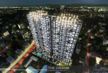 THE ORIANA : PRE SELLING : DMCI HOMES