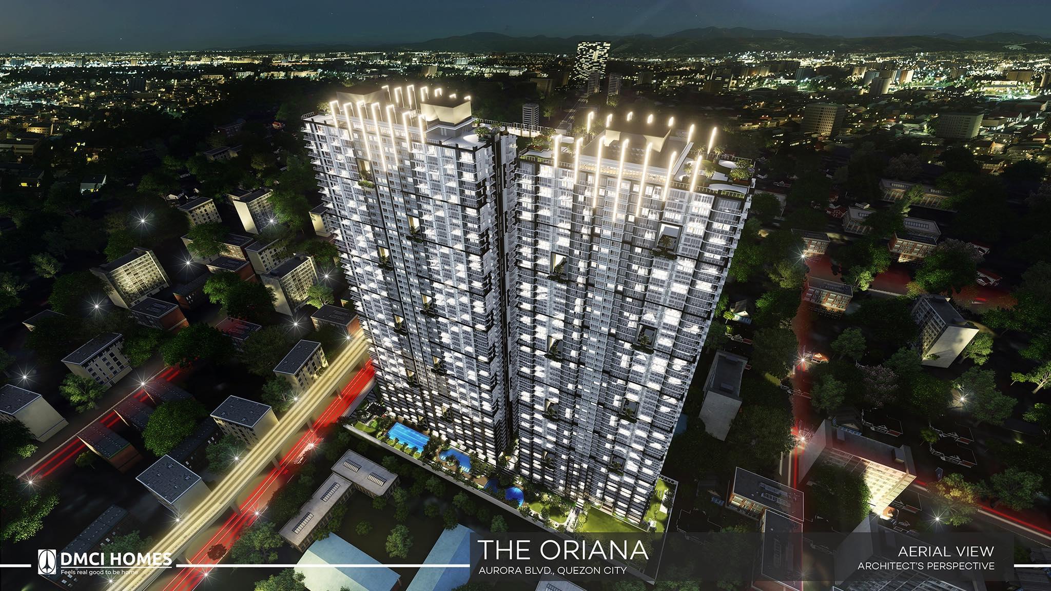 THE ORIANA : PRE SELLING : DMCI HOMES