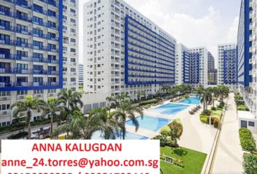 for sale condo in pasay with magnificent view of manila bay