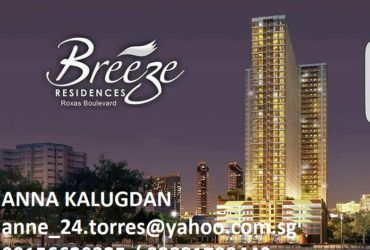 condo along roxas boulevard for sale