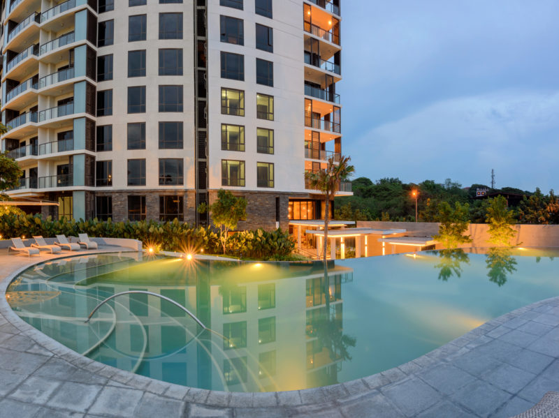 BOTANIKA NATURE RESIDENCES TOWER 1 UNIT 6H 2-Bedroom Deluxe